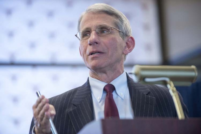 Anthony Fauci at 2015 LaMontagne Lecture